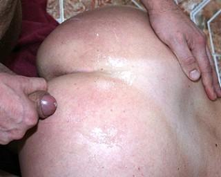 Cum In Her Booty 48